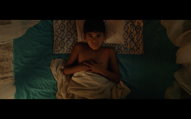 Danilo in bed_ La Manzana